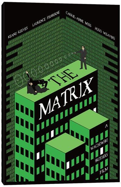Matrix I Canvas Art Print