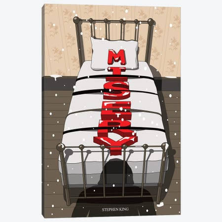 Misery Canvas Print #CSR45} by Chris Richmond Canvas Print