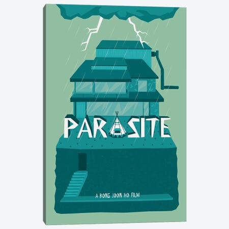 Parasite Canvas Print #CSR48} by Chris Richmond Canvas Wall Art
