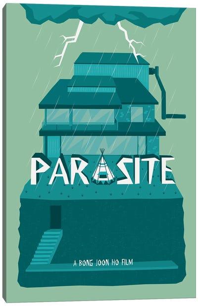 Parasite Canvas Art Print