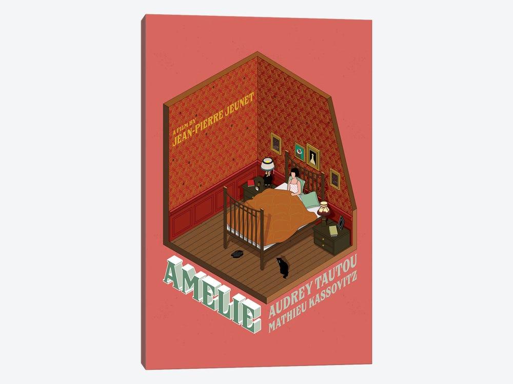 Amelie by Chris Richmond 1-piece Canvas Artwork