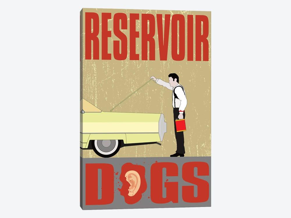 Reservoir Dogs by Chris Richmond 1-piece Canvas Wall Art