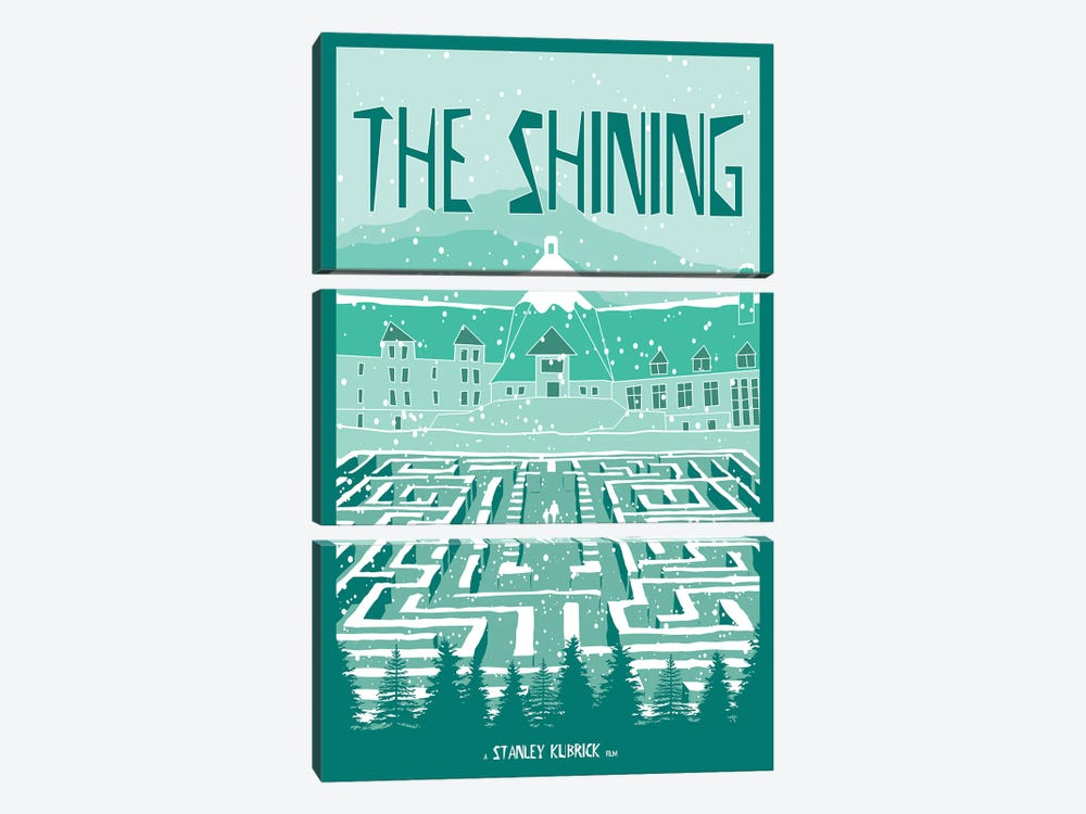 The Shining I by Chris Richmond 3-piece Canvas Print