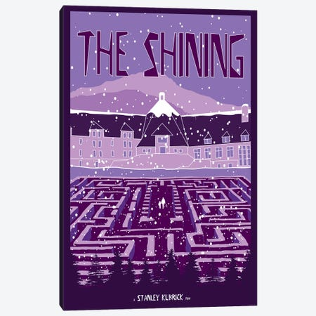 The Shining II Canvas Print #CSR61} by Chris Richmond Canvas Art
