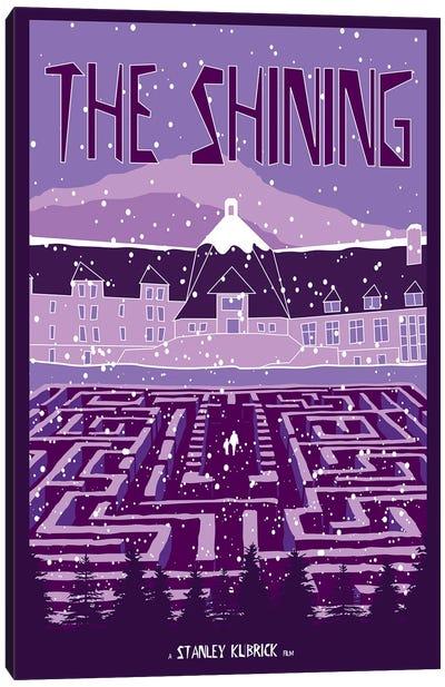 The Shining II Canvas Art Print