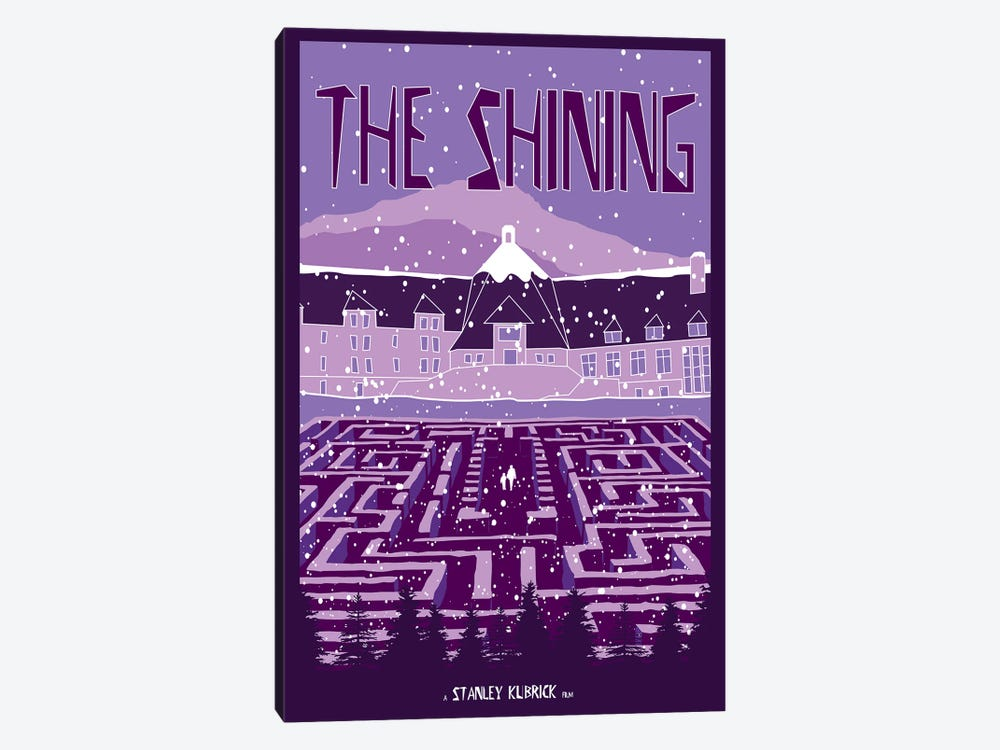 The Shining II by Chris Richmond 1-piece Canvas Artwork