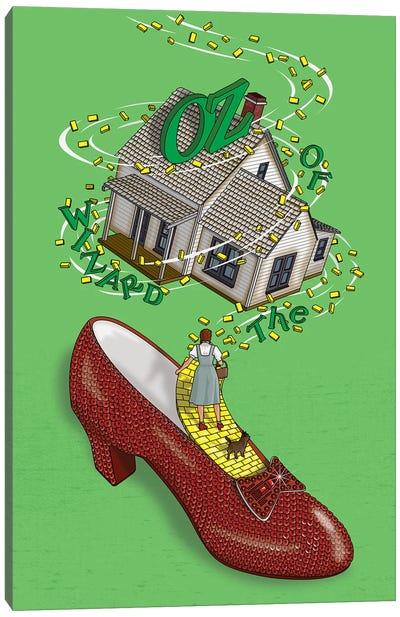 Wizard of Oz Canvas Art Print