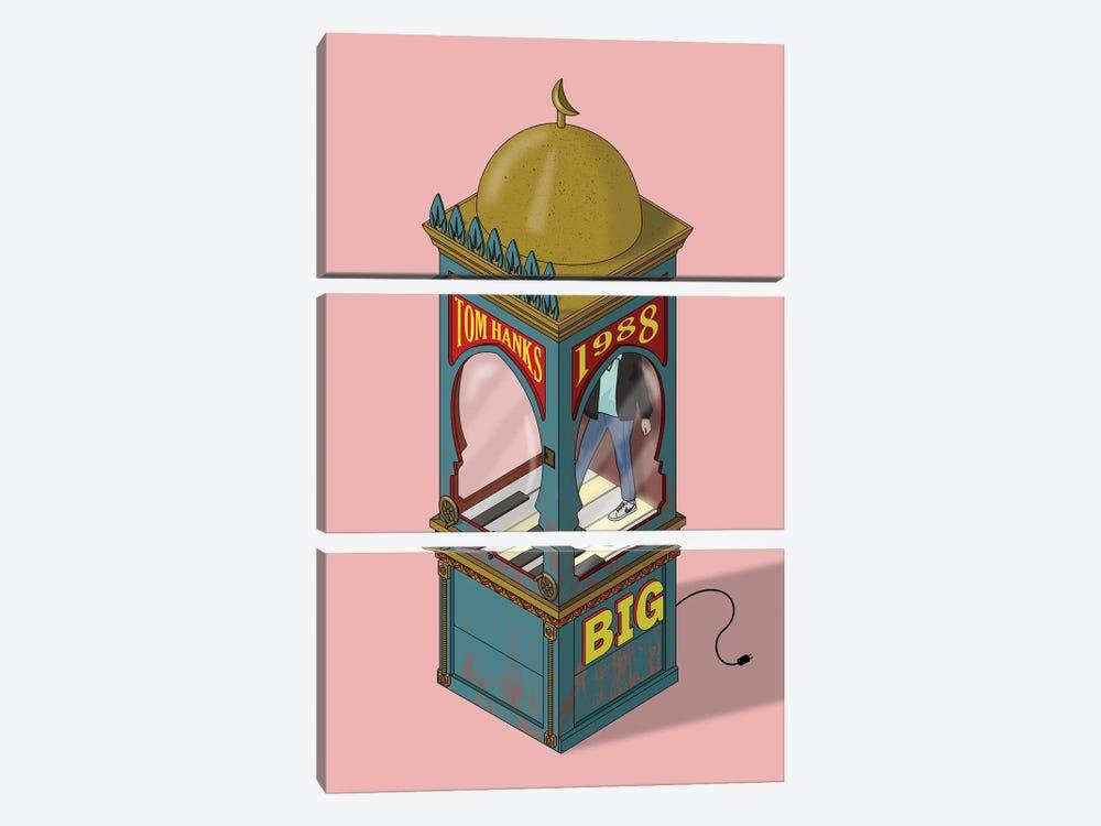 Big by Chris Richmond 3-piece Art Print