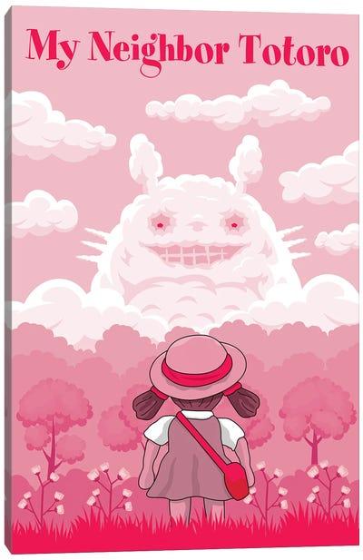My Neighbour Totoro Canvas Art Print