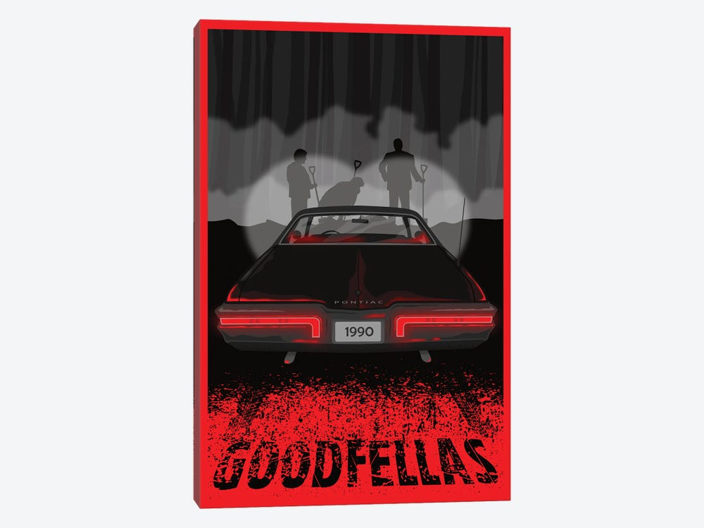 Goodfellas by Chris Richmond 1-piece Canvas Art Print