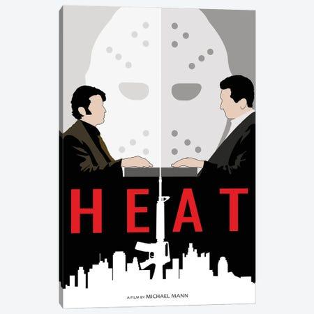 Heat Canvas Print #CSR85} by Chris Richmond Canvas Print