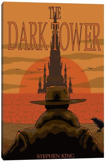 The Dark Tower Canvas Art Print
