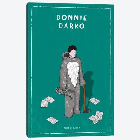 Donnie Darko V2 Canvas Print #CSR87} by Chris Richmond Canvas Art Print