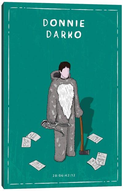 Donnie Darko V2 Canvas Art Print