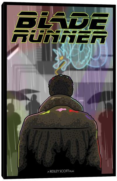 Blade Runner I Canvas Art Print