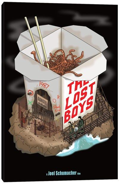 Lost Boys Canvas Art Print