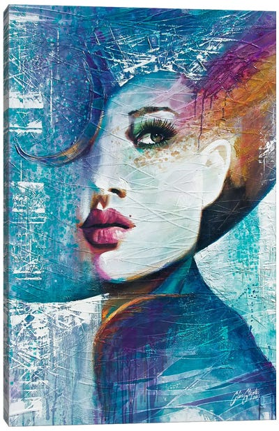 Angie  Canvas Art Print