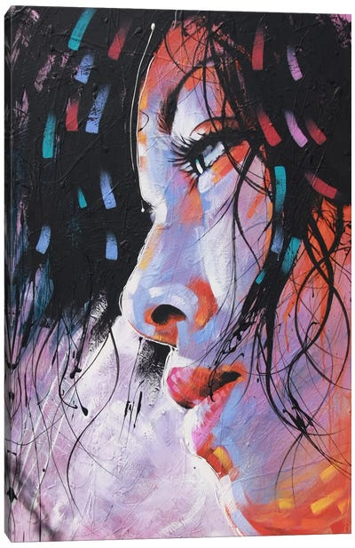 Nidia  Canvas Art Print
