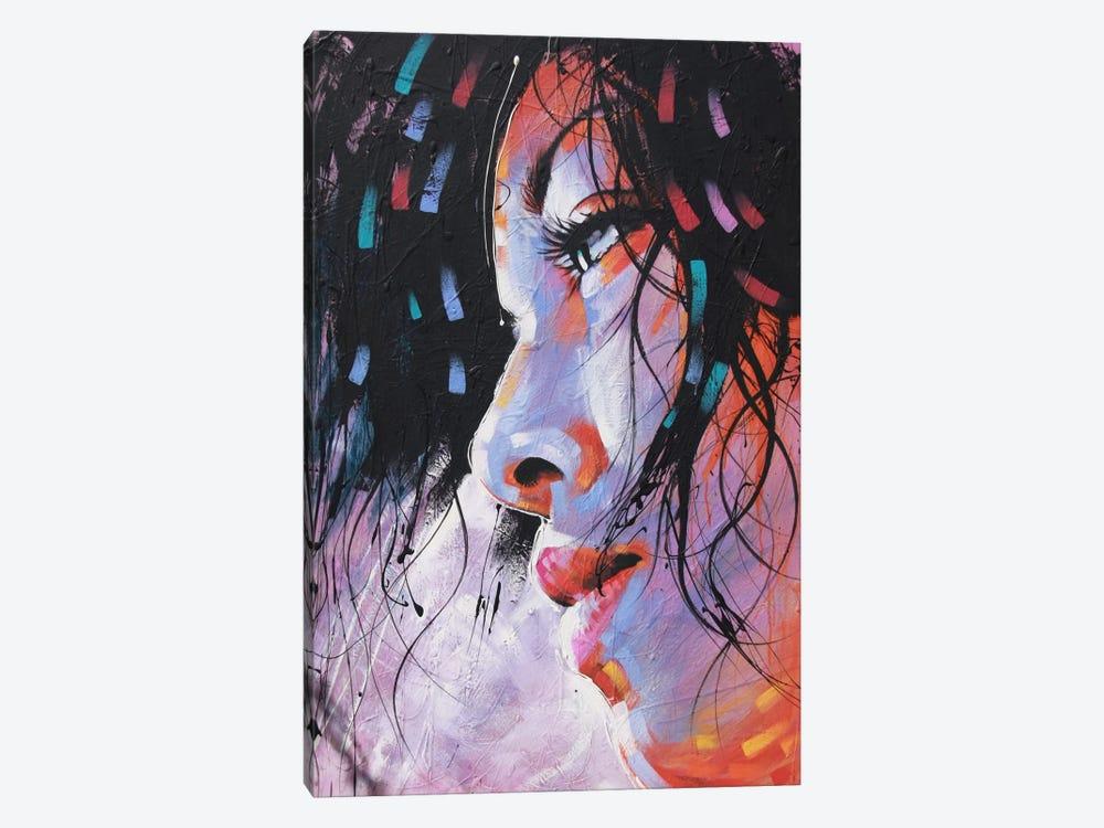 Nidia  by Colin Staples 1-piece Canvas Art Print