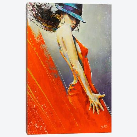 Rubi  Canvas Print #CSS7} by Colin Staples Canvas Art Print