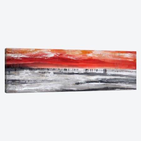 Beach IV Canvas Print #CSU11} by Clara Summer Canvas Artwork