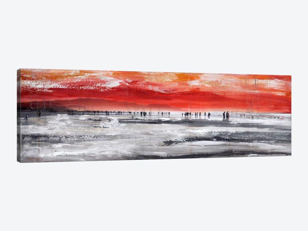 Beach IV by Clara Summer 1-piece Canvas Artwork
