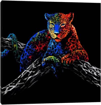 The Cheetah Canvas Print #CSU1