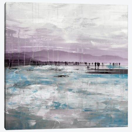 Beach I Canvas Print #CSU5} by Clara Summer Canvas Art Print