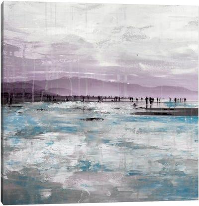 Beach I Canvas Art Print