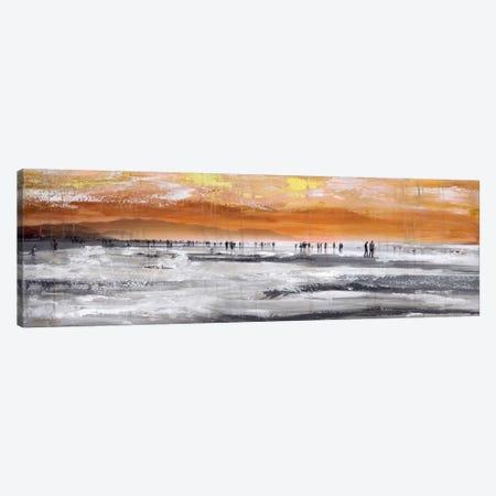 Beach II Canvas Print #CSU6} by Clara Summer Canvas Art Print