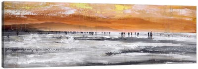 Beach II Canvas Art Print
