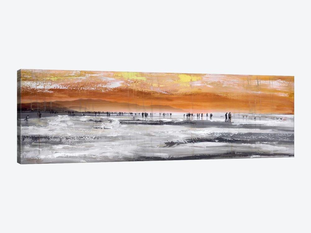 Beach II by Clara Summer 1-piece Canvas Art Print