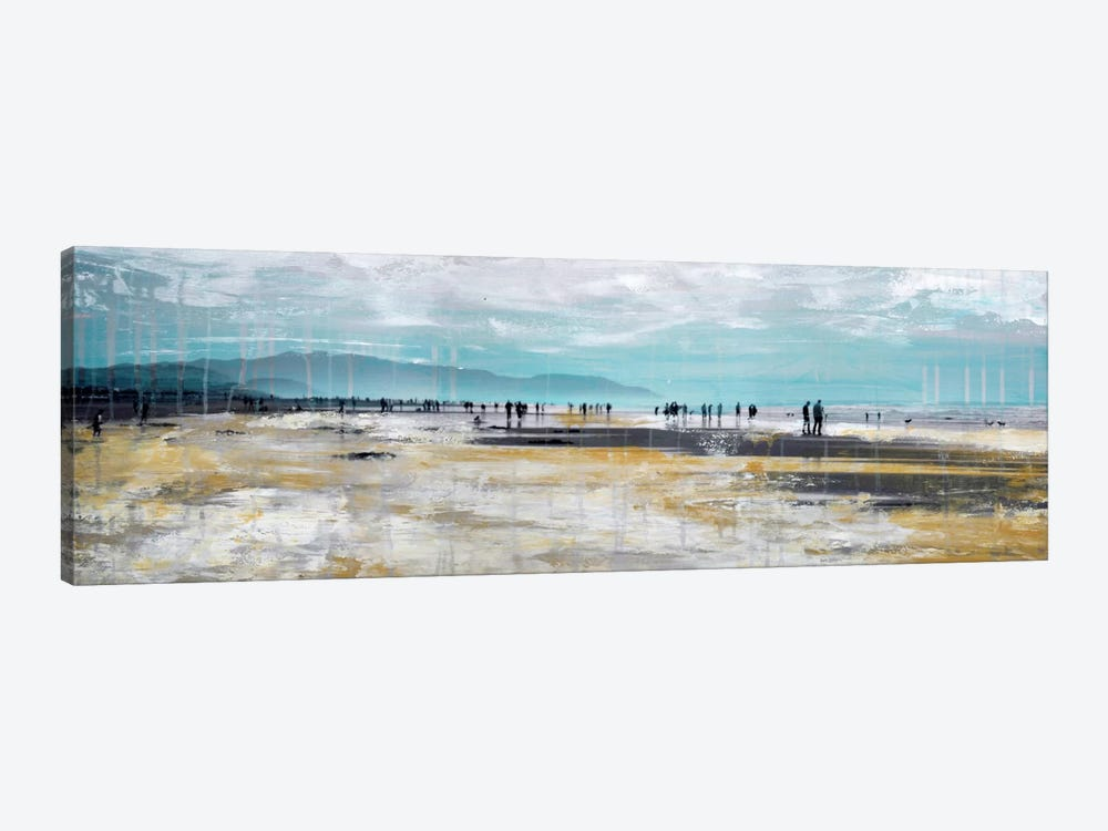 Beach III by Clara Summer 1-piece Art Print