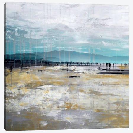 Beach III.A Canvas Print #CSU9} by Clara Summer Canvas Art
