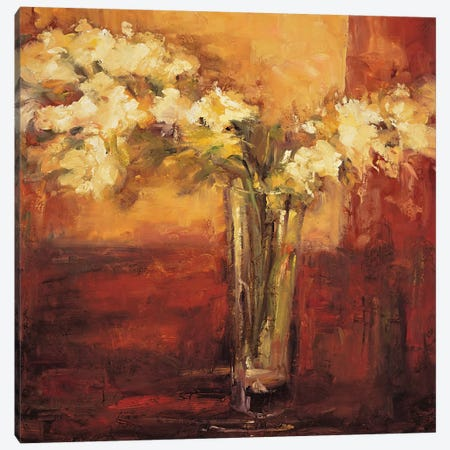 The Arrangement I Canvas Print #CSY1} by Anna Casey Canvas Wall Art