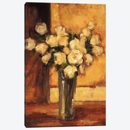 The Arrangement II 3-Piece Canvas #CSY2} by Anna Casey Canvas Wall Art