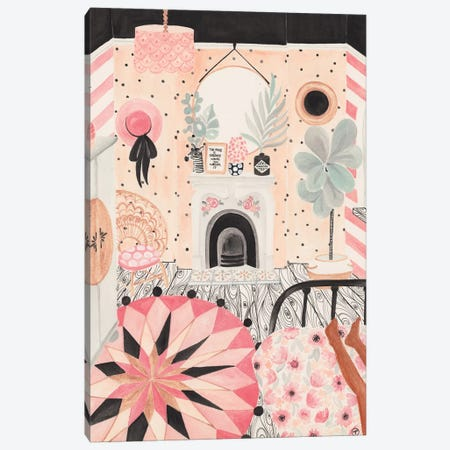 Bedtime 3-Piece Canvas #CTA10} by CreatingTaryn Canvas Art Print
