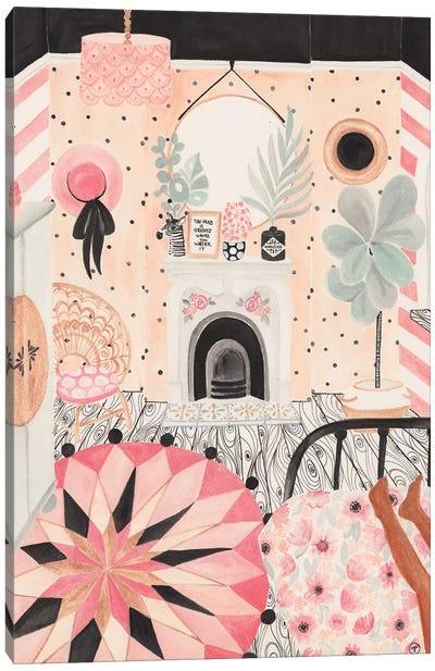 Bedtime Canvas Art Print