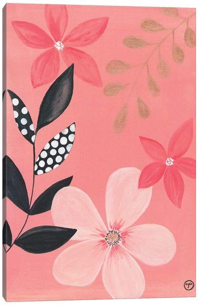 Botanic Canvas Art Print