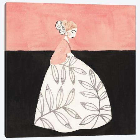 Motherhood Whole Square Canvas Print #CTA46} by CreatingTaryn Art Print