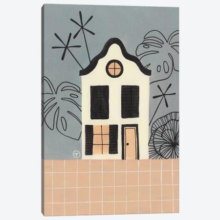Single House Canvas Print #CTA62} by CreatingTaryn Canvas Artwork