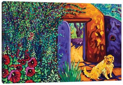 The Long Wait Canvas Art Print