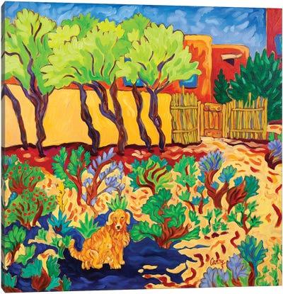 The Path Home Canvas Art Print