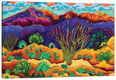 Beginning of a Journey Canvas Art Print