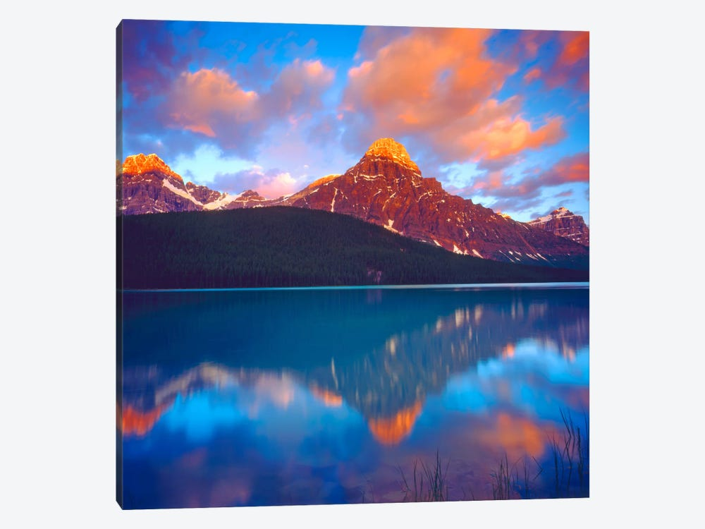 Sunrise, Banff National Park, Alberta, Canada by Christopher Talbot Frank 1-piece Art Print