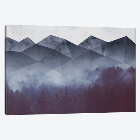 Winter Glory Canvas Print #CTI101} by Emanuela Carratoni Canvas Art