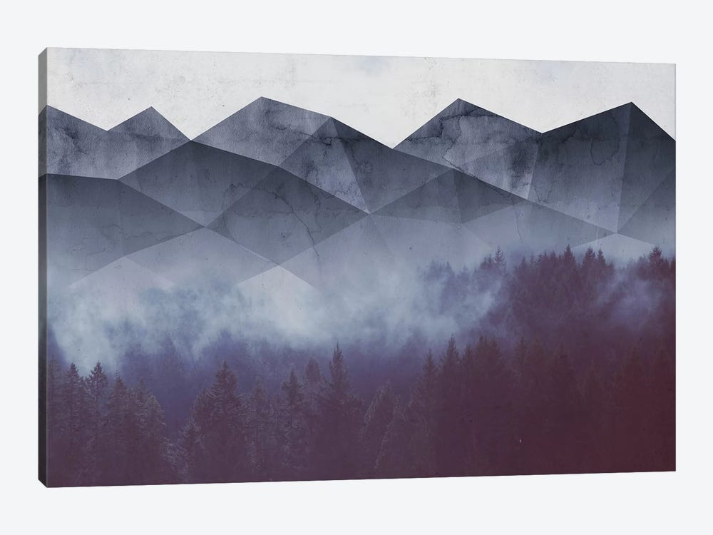 Winter Glory by Emanuela Carratoni 1-piece Canvas Art