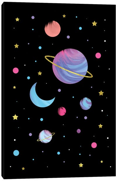 Great Universe Canvas Art Print
