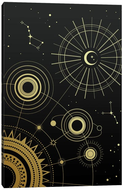 Infinity Canvas Art Print