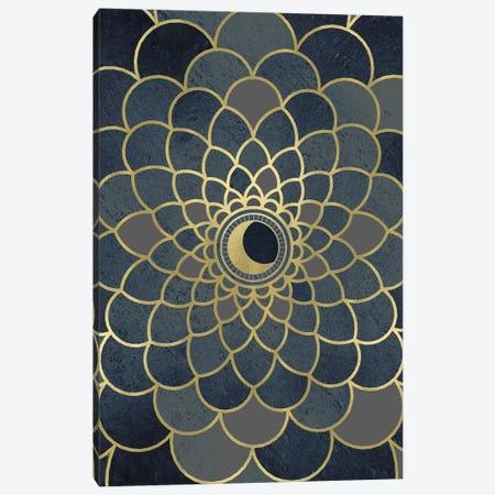 Mystic Moon Canvas Print #CTI132} by Emanuela Carratoni Art Print